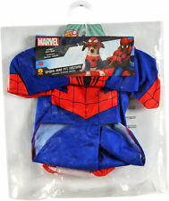 New ! Rubie's Spider-Man Pet Costume-Extra Large