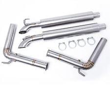 AGENCY POWER FULL TITANIUM EXHAUST FOR 15-17 DODGE VIPER SRT/ACR