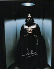 Dave Prowse photo signed In Person - Darth Vader in Star Wars - D868