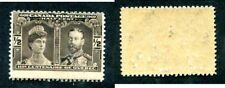 Mint Canada Misperforated 1/2 Cent Quebec Tercentenary Stamp #96 (Lot #13342)
