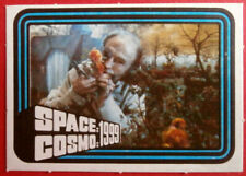 Space / Cosmo 1999 - Monty Gum - Card #32 - France 1976 - Barry Morse