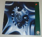 Prospetto Mgf / MG F Stand 01/1997