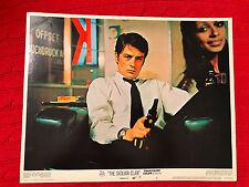 The Sicilian Clan 1970 20th Century Fox crime lobby card Alain Delon