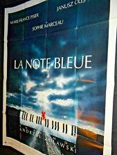 sophie marceau LA NOTE BLEUE Andrzej Zulawski  affiche cinema