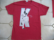 Chris Sale K Zone T-Shirt Chicago White Sox Game Giveaway Size Medium NEW!