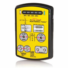 ZTS Mini-MBT Multi-Batterie-Tester - patentierte, hochgenaue Pulslastprüfung