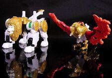 Power Ranger Mystic Force Magiranger Magi Legend Manticore Megazord Gashapon