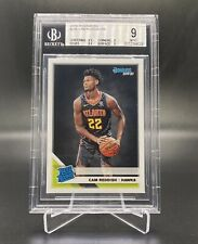 2019-20 NBA PANINI DONRUSS CAM REDDISH RR #209 BGS 9 MINT