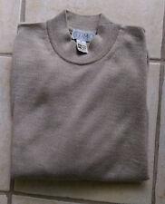 Mens Tan Ottimo Long Sleeve Shirt (XL)