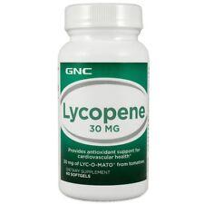 GNC Lycopene 30 MG 60 Softgels