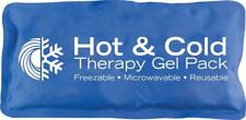 Roscoe Hot & Cold Reusable Gel Pack (5 x 10), Reusable, Microwaveable Hot/Cold