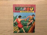 Tarou fils de la jungle numéro spécial. ARTIMA. Mars 1957