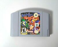Banjo-Kazooie (Nintendo 64, 1998)