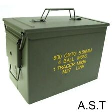 U.S FAT 50 AMMO BOX (EMPTY)