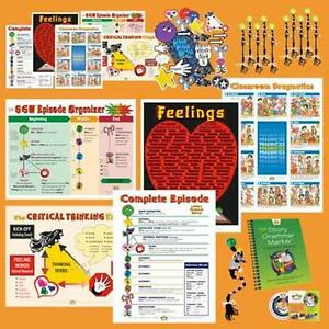 Story Grammar Marker Kit for Reading Comprehension, Writing and Story Telling