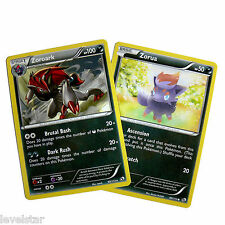 ZOROARK 90/113 BW Legendary Treasures Pokemon Card
