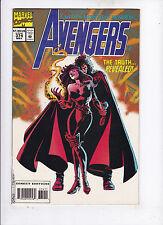 Avengers #374 vf/nm