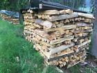 Brennholz, Fichte, gespalten