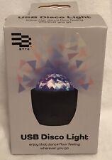 USB DISCO LICHT - 3w Bunt Licht-für mehrere Geräte-Brandneu