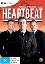 Heartbeat : Series 17 (DVD, 2014, 6-Disc Set) Brand New Unsealed Region4 (D239)