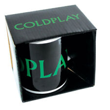 COLDPLAY Mug Tazza Logo OFFICIAL MERCHANDISE