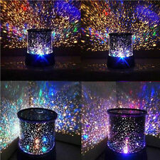 Star Sky Cosmos Projector Master LED Laser Night Lamp Home Projector Child Toy