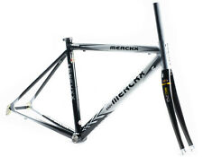 Eddy Merckx Racing Frame and Fork - 45cm Sloping - NEW - Hand Made in Belgium