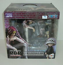Portrait. of. Pirates One Piece Limited Edition Corazon & Law Figur MEGAHOUSE