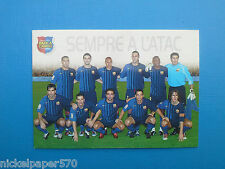 PANINI MEGACRACKS BARCELONA 2004 - N.  5 SEMPRE A L'ATAC