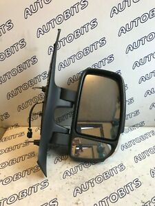 2015 - Renault Master - Wing Mirror - Driver Side O/S - 963010147R - Damaged