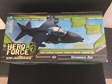 Hero Force Extreme Invisible Jet Vintage set ACTION MAN size set  sealed nuovo