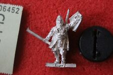 Games Workshop Lord of the Rings Lurtz with Sword Captain LoTR Metal New Mint