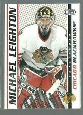 2003-04 Pacific Heads Up Hobby LTD #21 Michael Leighton 186/299 (ref 62791)