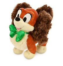 """Disney Store Authentic Minnie Mouse Clubhouse Fifi Pet Dog Plush Toy 7"""" Gift NEW"""