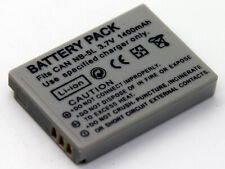 NB-5L Battery For Canon PowerShot SX230 HS SD880 SD890 SD900 IS Digital ELPH