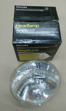 PHILIPS 5001 ROUND HIGH BEAM FOR 4 HEADLIGHT SYSTEM UPC:046677103910
