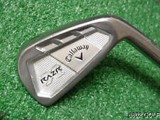 Very Nice Callaway Razr X Forged Cavity 4 Iron Project X 6.0 Stiff + 1 inch Over