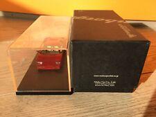 *RARE* Makeup Eidolon 1/43 Lamborghini Countach LP400S Metallic Red EM126E n/BBR