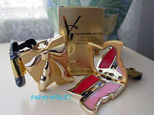$65 Limited Ed YSL Bow Colletion Duo Lip Colour Palette