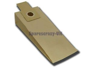 To Fit PANASONIC MC-UG302 MC-UG304 Vacuum Cleaner PAPER DUST BAGS Pack of 5