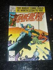 DAREDEVIL BD - Vol 1 - No 166 - DATE 09/1980 - Marvel Comics