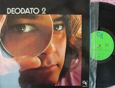 Deodato ORIG OZ LP Deodato 2 of NM '73 CTI 6489015 Jazz funk fusion