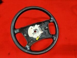 ⭐ BMW E36 323 325 328 M3 Front Left Driver Side Steering Wheel Cover OEM