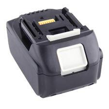18V 5.0AH 5000mAh Replacement Tool Battery for Makita BL1850 BL1840 BL1830 Black