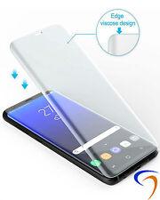 Samsung Galaxy S8 plus vidrio templado, protector de pantalla, cubierta completa curva 3D