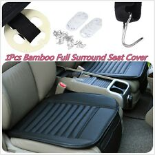 1Pcs Car Full Surround Seat Cover Bamboo Charcoal Seat Cushion Pad Breathable