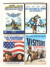 Les Visiteurs L'intégrale / Coffret Lot 4 DVD (1 à 4)