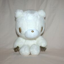 "Gloomy Bear White Chax-GP Taito 11"" Stuffed/Animal Toy Doll Japan CGP-100"