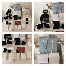 PANDORA RING, BRACELET, NECKLACE, CHARM BOXES AN GIFT BAGS OVER 170 ITEMS