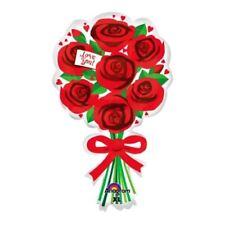 Palloncini rossi irregolare Anagram per feste e party